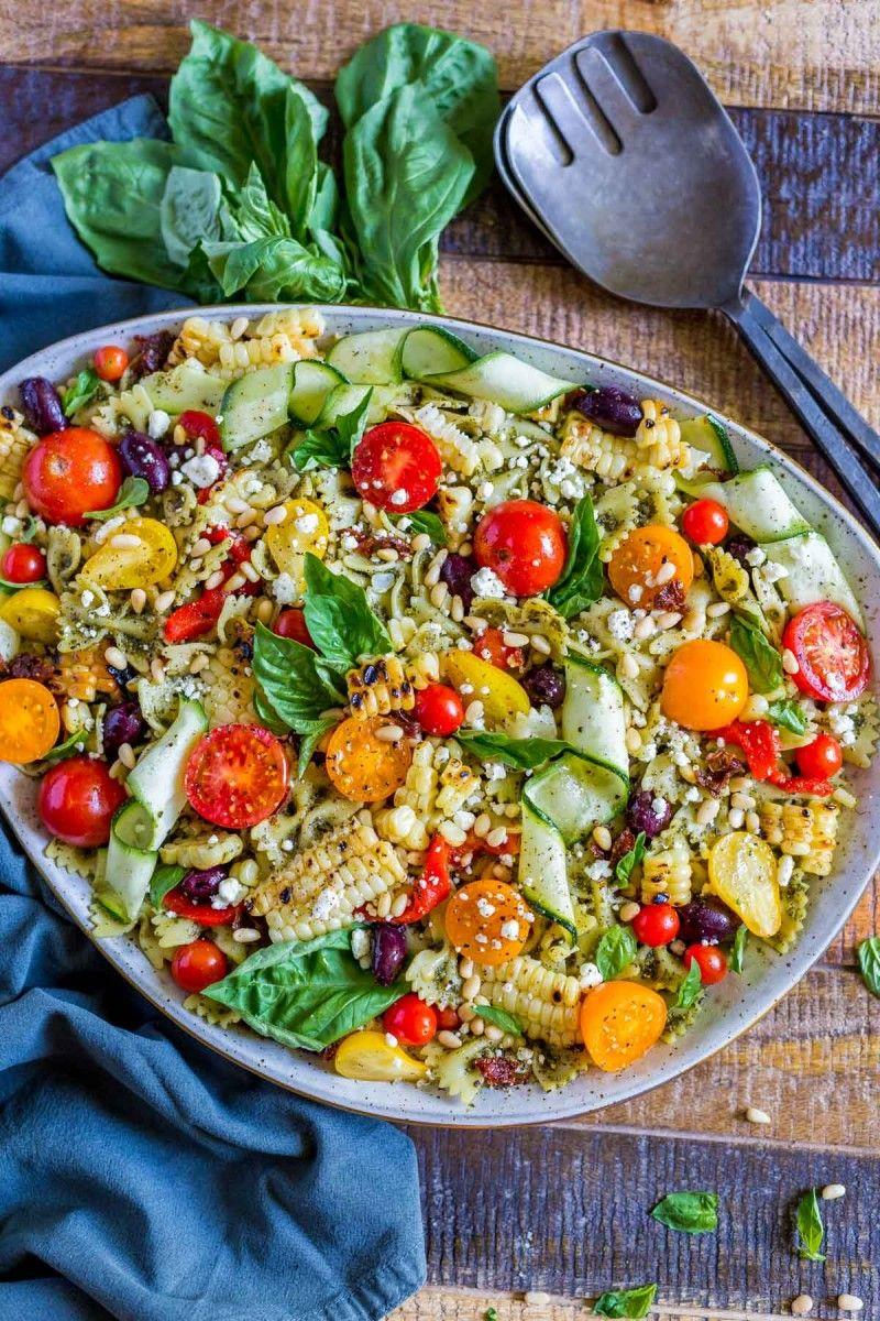 Summer Pasta Salad | Recipe | 4TH OF JULY RECIPES | Summer ...