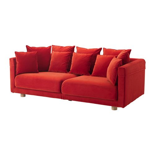 Ikea Us Furniture And Home Furnishings Ikea Stockholm Fabric Sofa Ikea