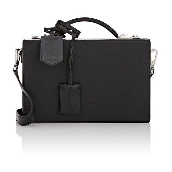 Mini Box Shoulder Bag in Black Calfskin CALVIN KLEIN 205W39NYC jHHrQKSoGj