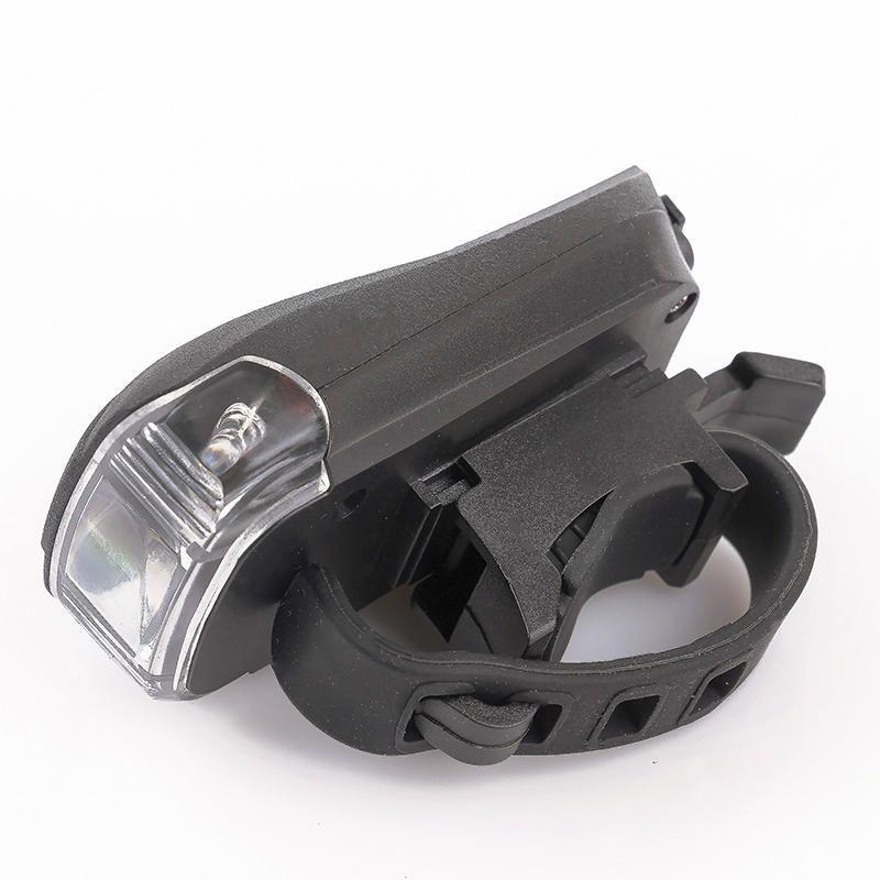 2 LED Bicycle Smart Sensor Warning Light Bike Front Light Headlight 600LM XPG