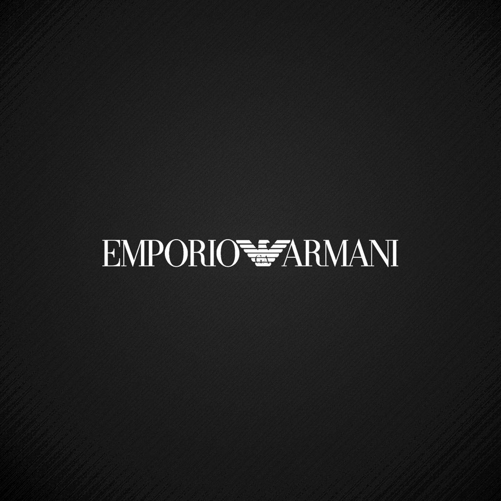Emporio Armani logo #logos #design #fashion