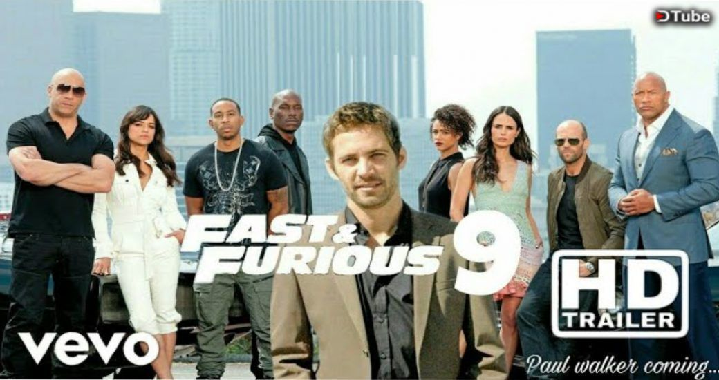 Fast and furious 9 going to release official trailer