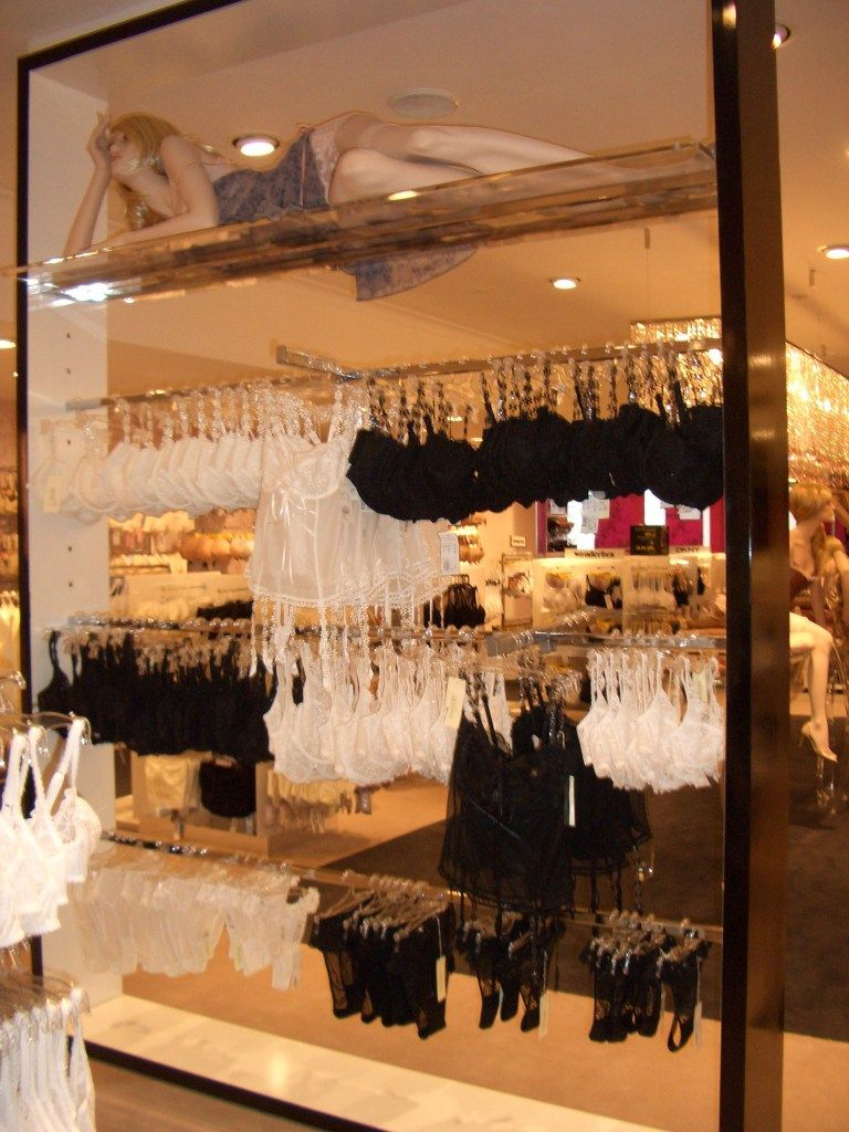 Lingerie Store Ideas23 | Lingerie, Store and Display