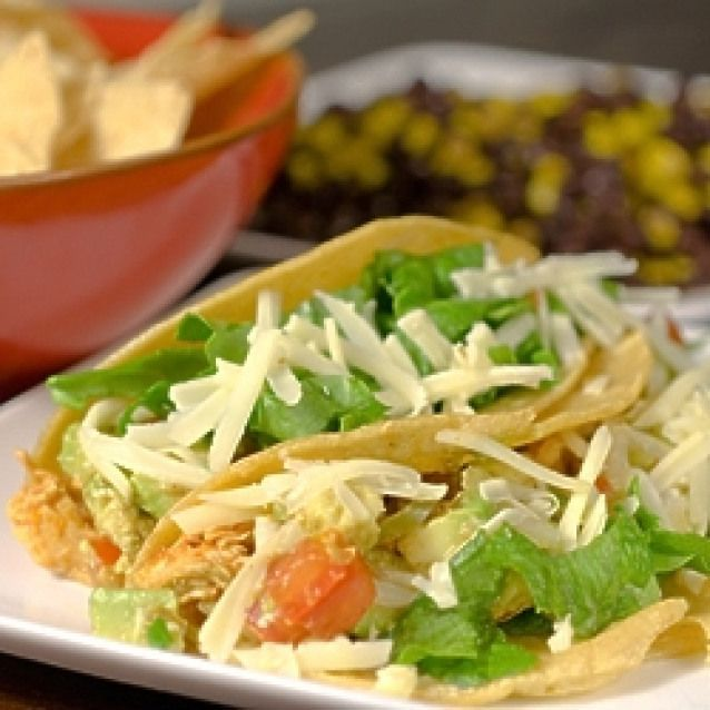 Shredded Chicken Tacos. Have some left over chicken? Try these spicy shredded ch...   - Utina - #Chicken #left #Shredded #spicy #tacos #Utina #shreddedchickentacos Shredded Chicken Tacos. Have some left over chicken? Try these spicy shredded ch...   - Utina - #Chicken #left #Shredded #spicy #tacos #Utina #shreddedchickentacos