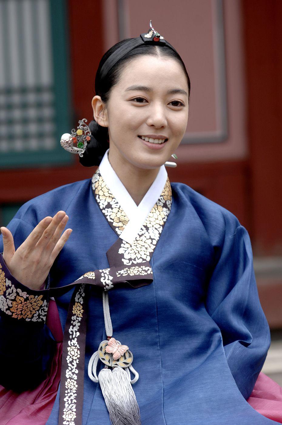 """Korean drama [Dong Yi] = ¬ë¹ˆìž¥ì""""¨ [Lady Jang Hui bin] 이소연 Lee"""