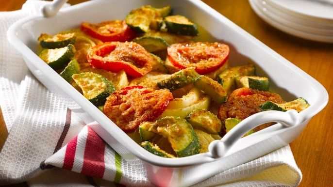 Gratinado de verduras