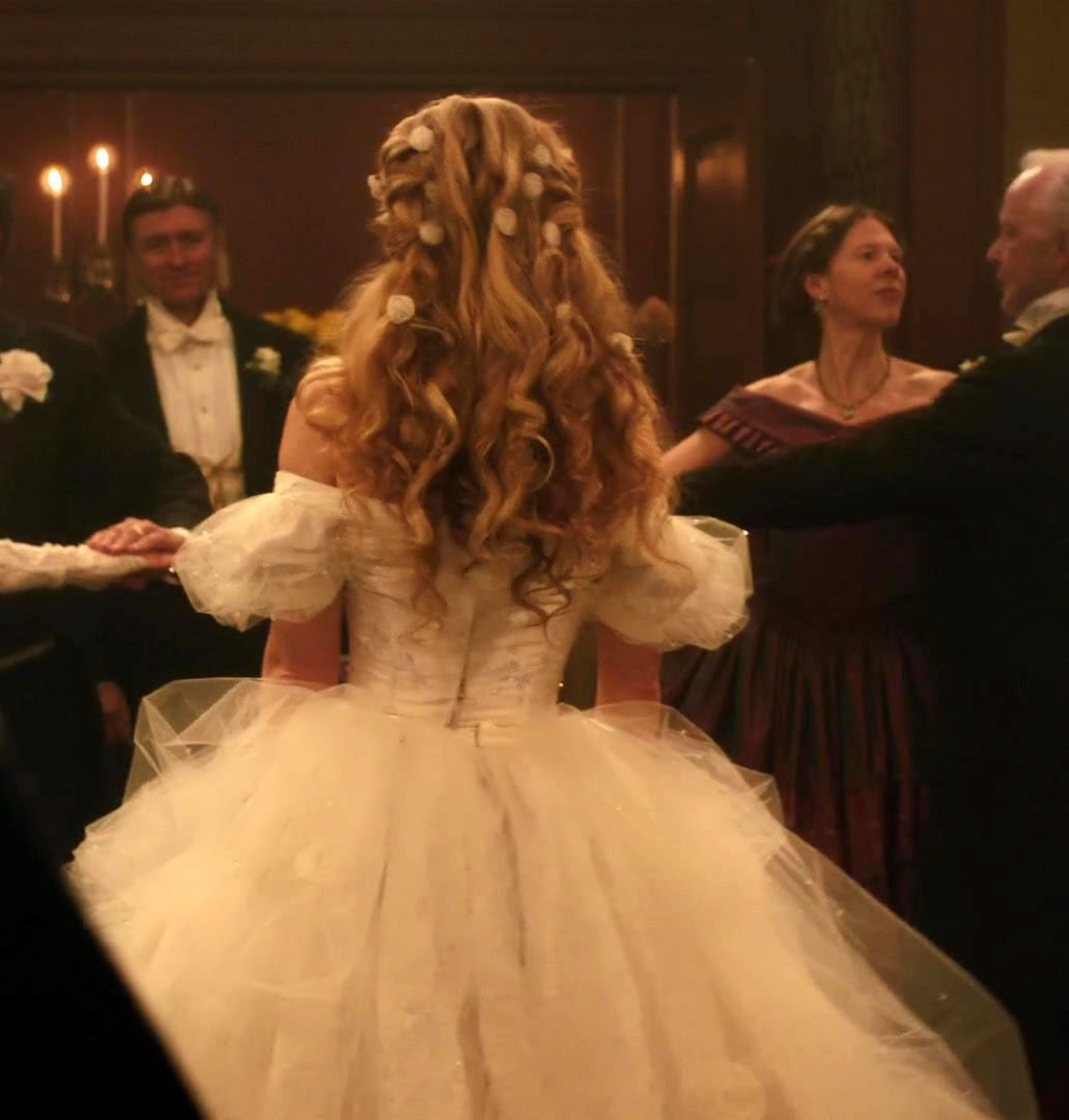 Christine Daae Dressing Gown: Princess Aesthetic, Wedding
