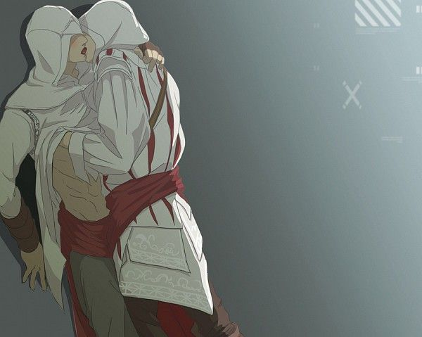 Ezio x Altair (Assassin's Creed)