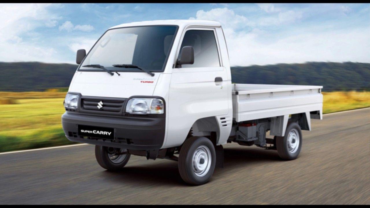 2019 Suzuki Super Carry New Design And Details Suzuki Carry Suzuki Trucks
