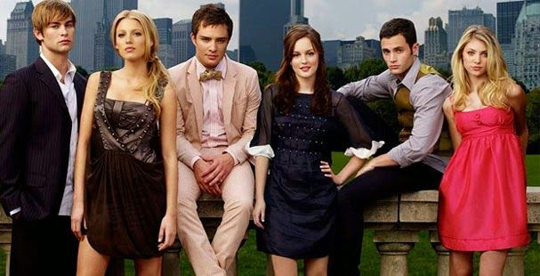 The Angels Wear WHAT THEY WANT!: Gossip Girl Style