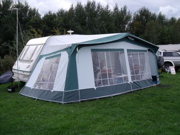 Quest Windermere 350 Clearance Caravan Awning