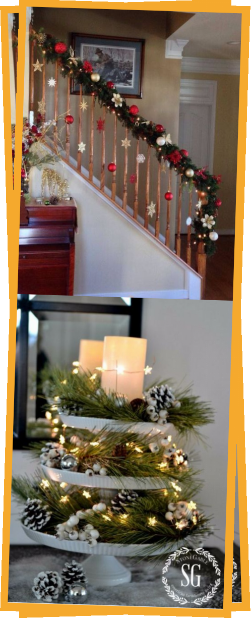 12 DIY Home Decoration Ideen leicht zu tun #decoration #einfach #ideen  #christmasholiday #christmasmeal aroundtheworldideas #christmascandies holidayfoodrecipes #recipesforholidays #holidaysnacksfood #holidayideas #travelideas #christmasideas