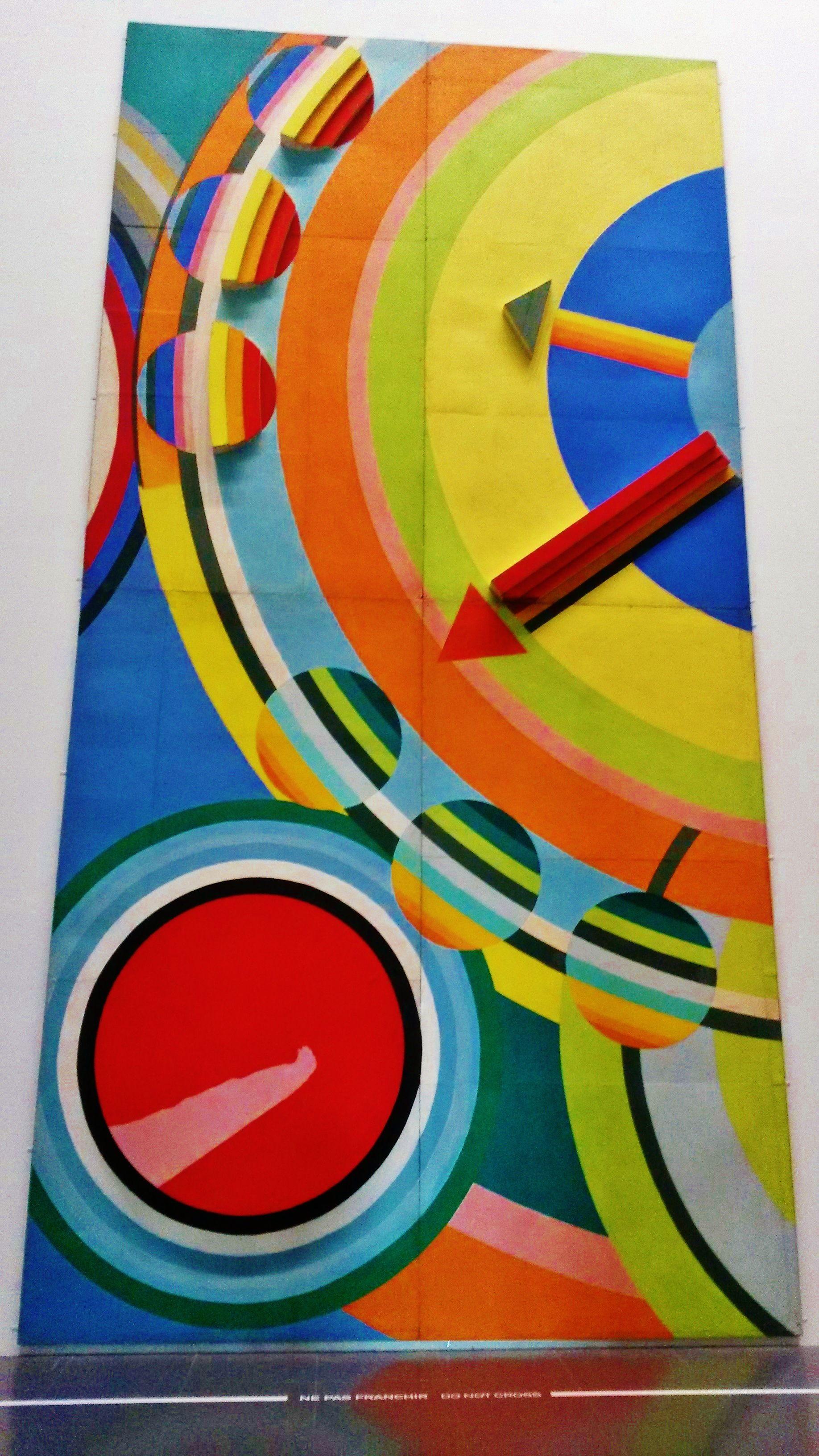 Robert Delaunay - Centre Pompidou Metz | abstrapto | Pinterest ...