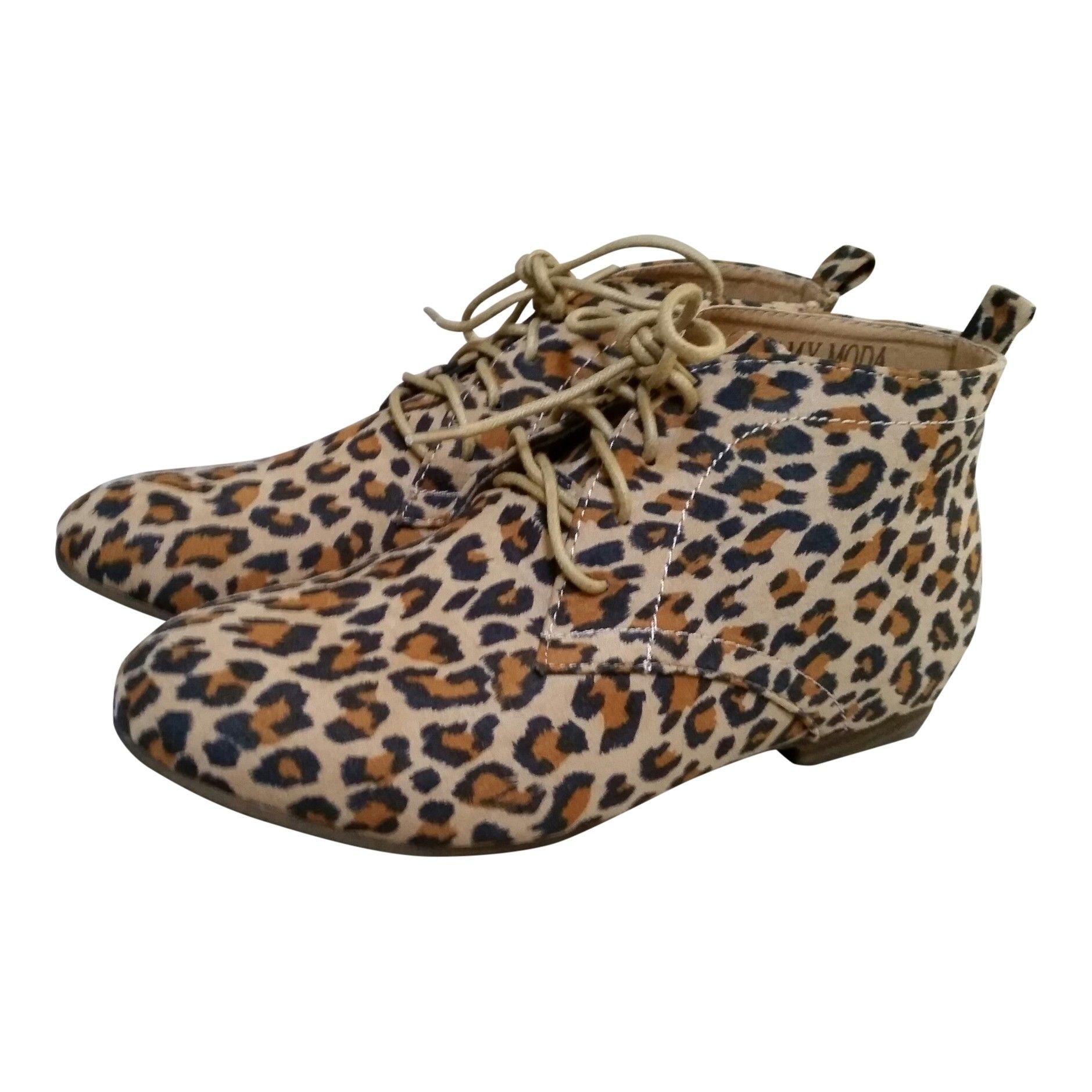 Leopard - De leopard print heeft een comeback gemaakt en hoe! Deze schoenen lopen heerlijk comfortabel en kunnen gedragen worden onder iedere outfit, of dit nu een werk- of casual outfit is.
