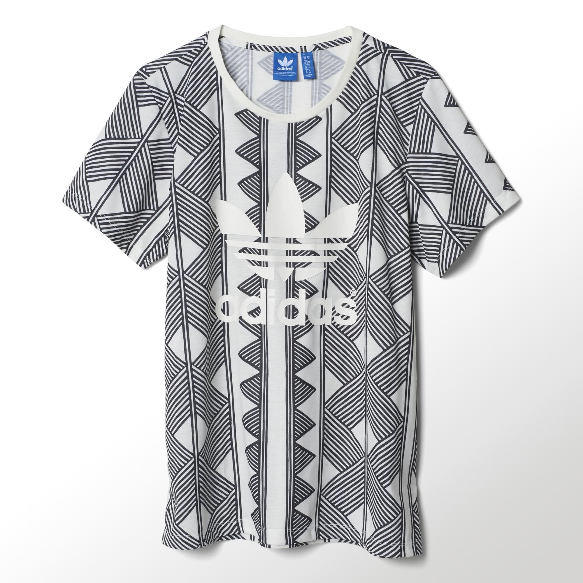 Clothes · The bold graphic pattern on this women's Mexkumrex Logo Tee ...