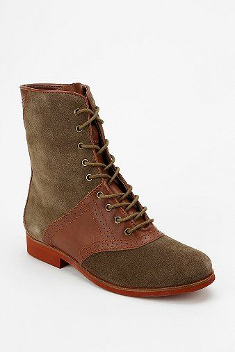 Bass Tanner Lace-Up Boot
