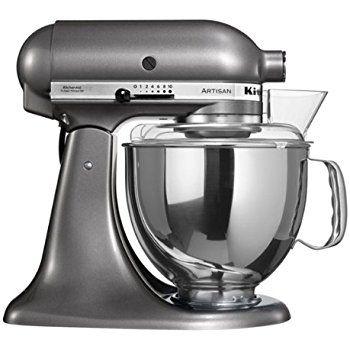 Kitchenaid küchenmaschine artisan rot 5ksm150pseer  Amazon.de: KitchenAid Küchenmaschine Artisan rot 5KSM150PSEER ...