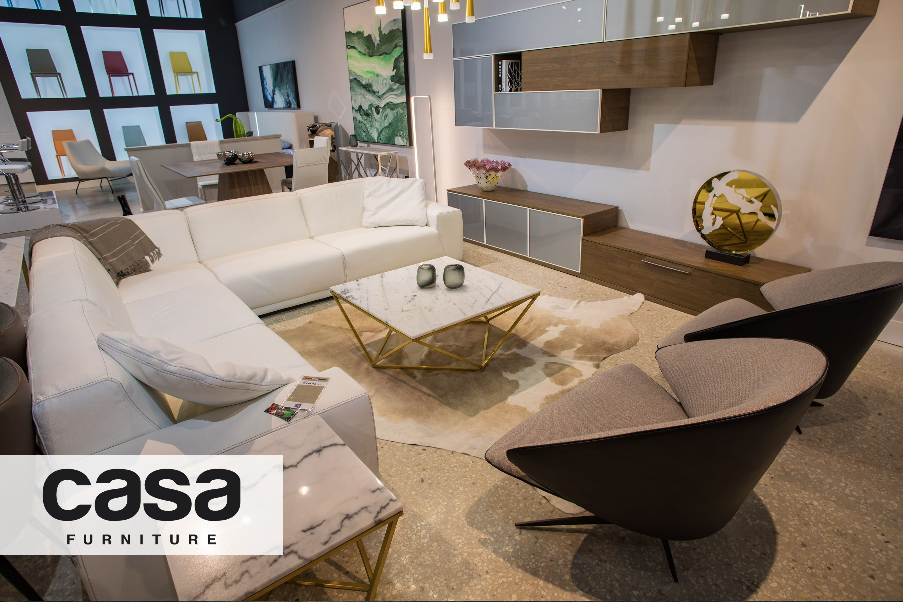 Casa Furniture Offers The Best Contemporary And Modern Furniture