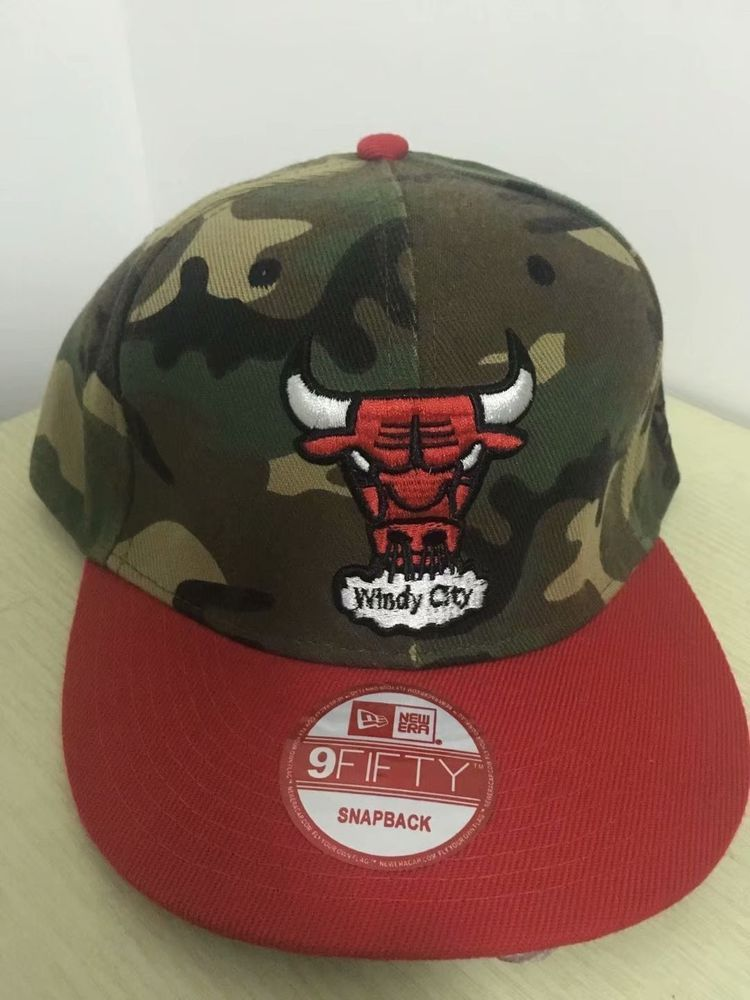 23ec120942a37e Popular New Adjustable Flat Chicago Bulls Snapback Hat&Cap Basketball  Camouflage #fashion #clothing #shoes #accessories #mensaccessories #hats  (ebay link)