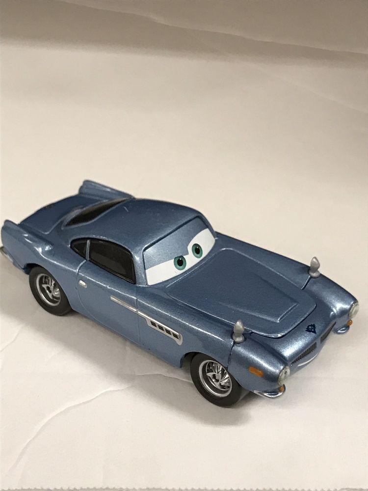 disney pixar cars 2 finn mcmissile diecast 155 scale