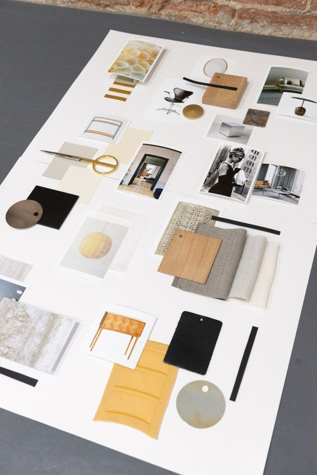 Review: Mood Board Masterclass September 2018 #moodboards