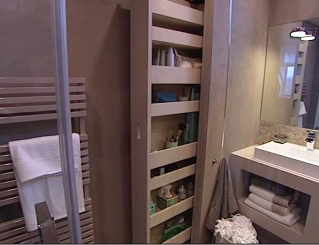 Apothekerskast maken | badkamer | Pinterest | Bathroom, House and Room