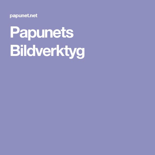 """Papunets Bildverktyg - webbtjänst för att skapa och skriva ut bildkartor. OBS! CC-licenser på bilderna/symbolerna, läs villkoren under """"Instruktion""""."""