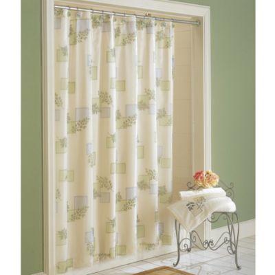 Croscill Rainier 70 Inch X 72 Inch Fabric Shower Curtain Bedbathandbeyond Com Fabric Shower Curtains Retro Shower Curtain Curtains