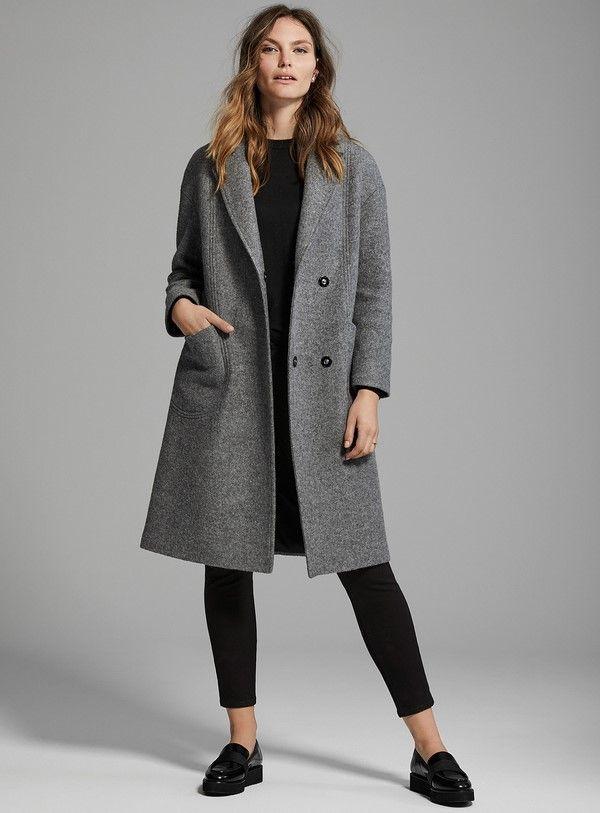 Мужские пальто фотографии просто