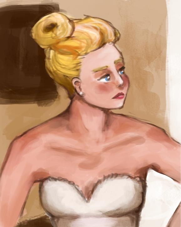 "Confira meu projeto do @Behance: ""White Dress""…"