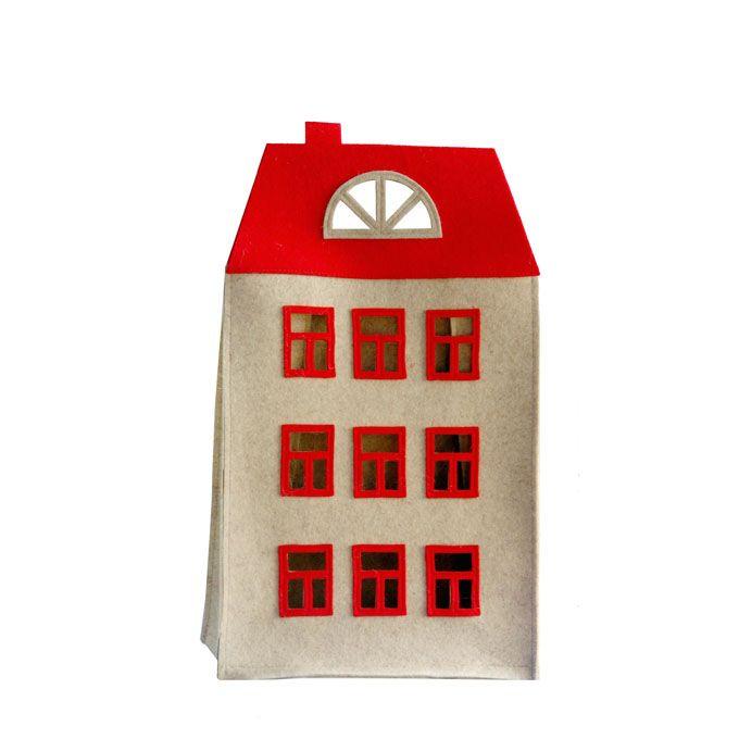 Картинка для детей дом трехэтажный