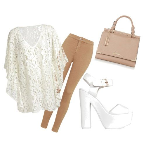 its a fashion art by carolinaborgasimoes on Polyvore featuring polyvore fashion style Chicnova Fashion Topshop Nly Shoes