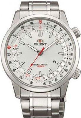 1e83c7af601 Pánské hodinky Orient FUNB7003W Bateriové pánské + Doprava a dárek Zdarma