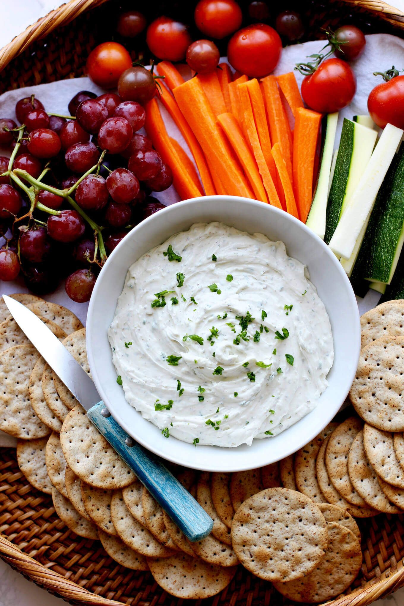 Whipped Goat Cheese Recipe Whipped goat cheese