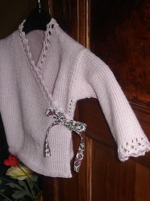 Fleur de Badiane pattern by Julie Partie | Laine tricot, Badiane et Tricot