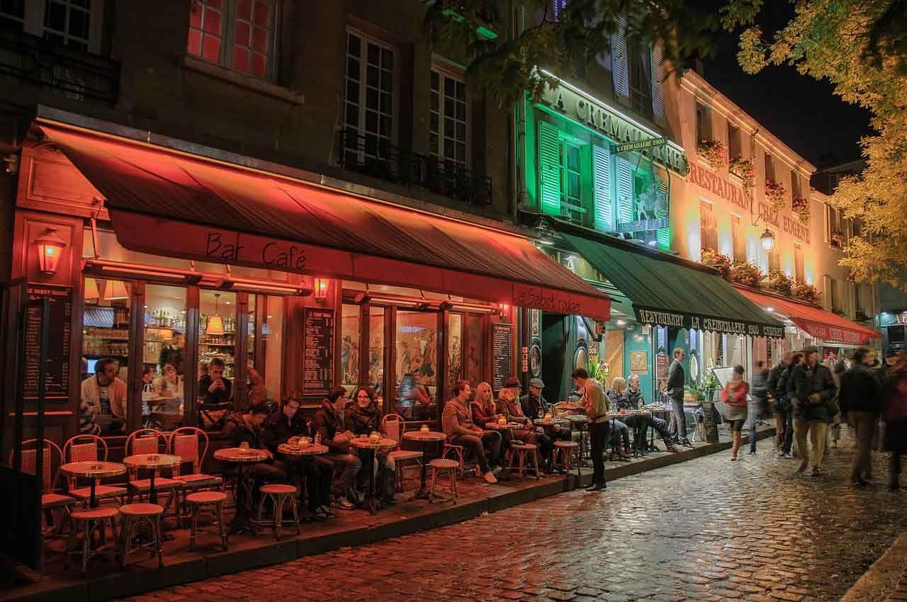 Dove Dormire Parigi. Migliori hotel, B&B, ostelli, zone in ...