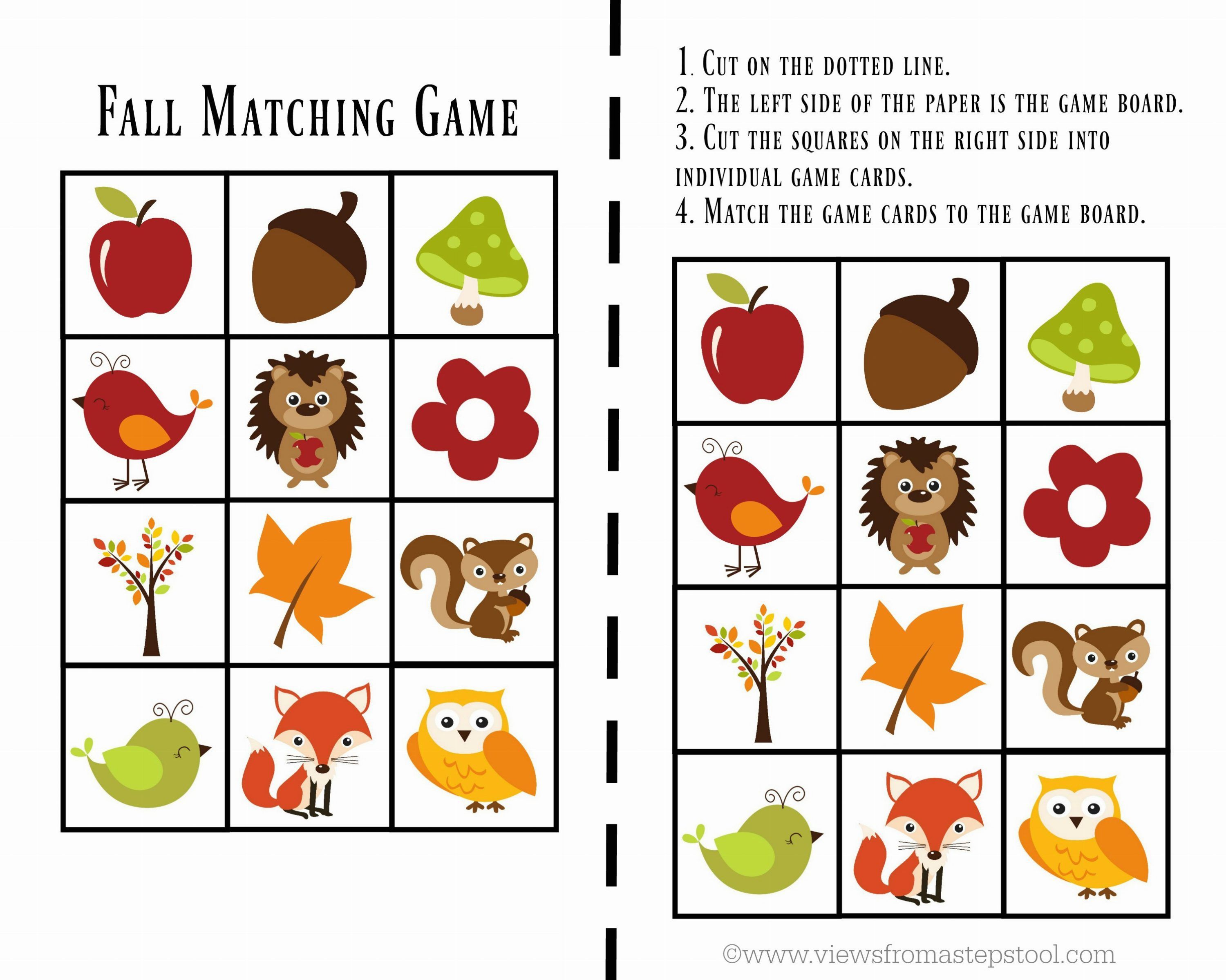 printable fall games for toddlers games fall games games for rh pinterest co uk