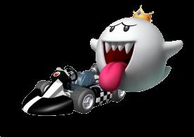 King Boo Wii King Boo Mario Kart Mario Kart Wii