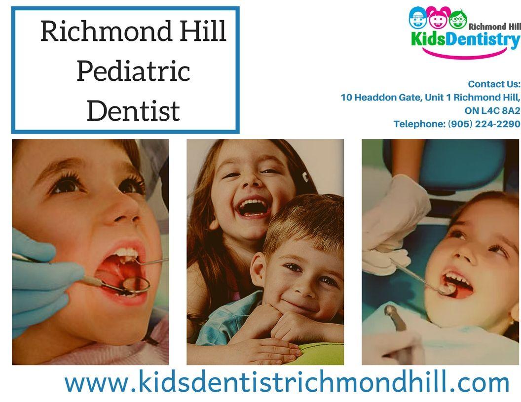 Pediatrics, Pediatric dentist, The unit