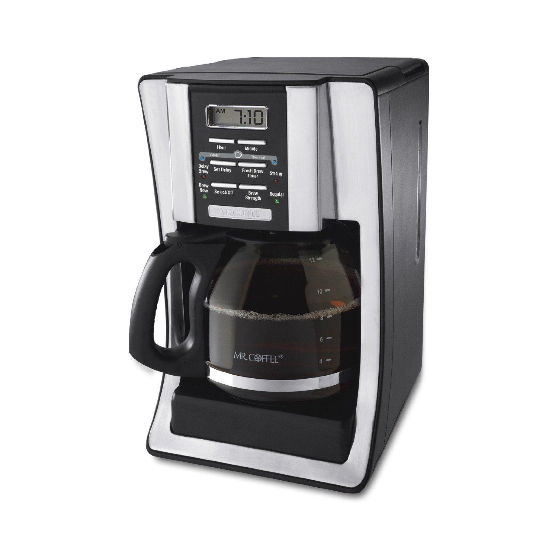 Mr. Coffee BVMCSJX33GT 12Cup Programmable