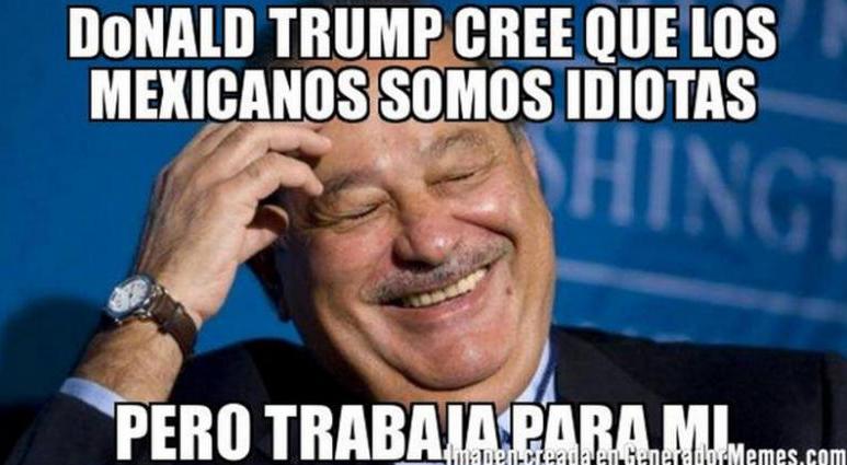 Pin En Trump Memes