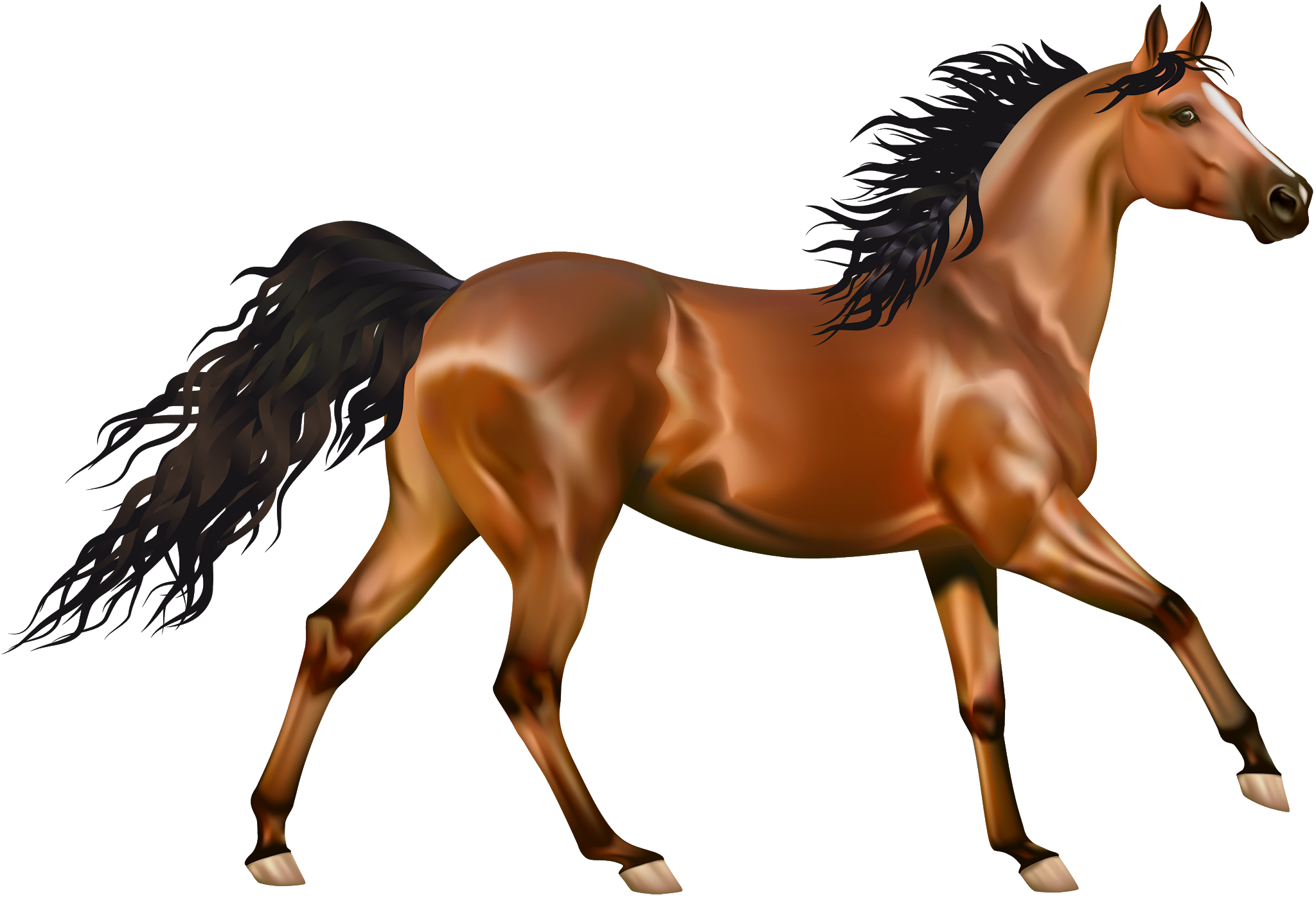Brown Horse Png Image Download Horse Png Horses Beautiful Horse Pictures Horse Background