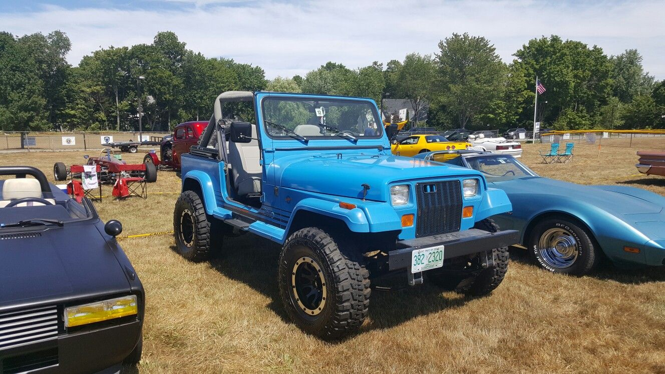 small resolution of jeep wrangler yj islander edition