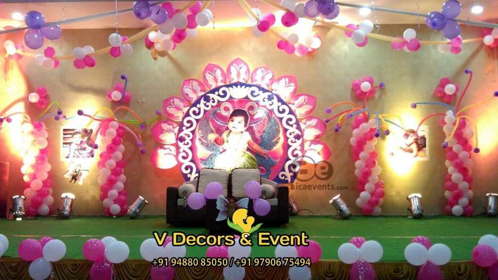 Pin by Wedding Decorators on Birthday Decorations in Coimbatore