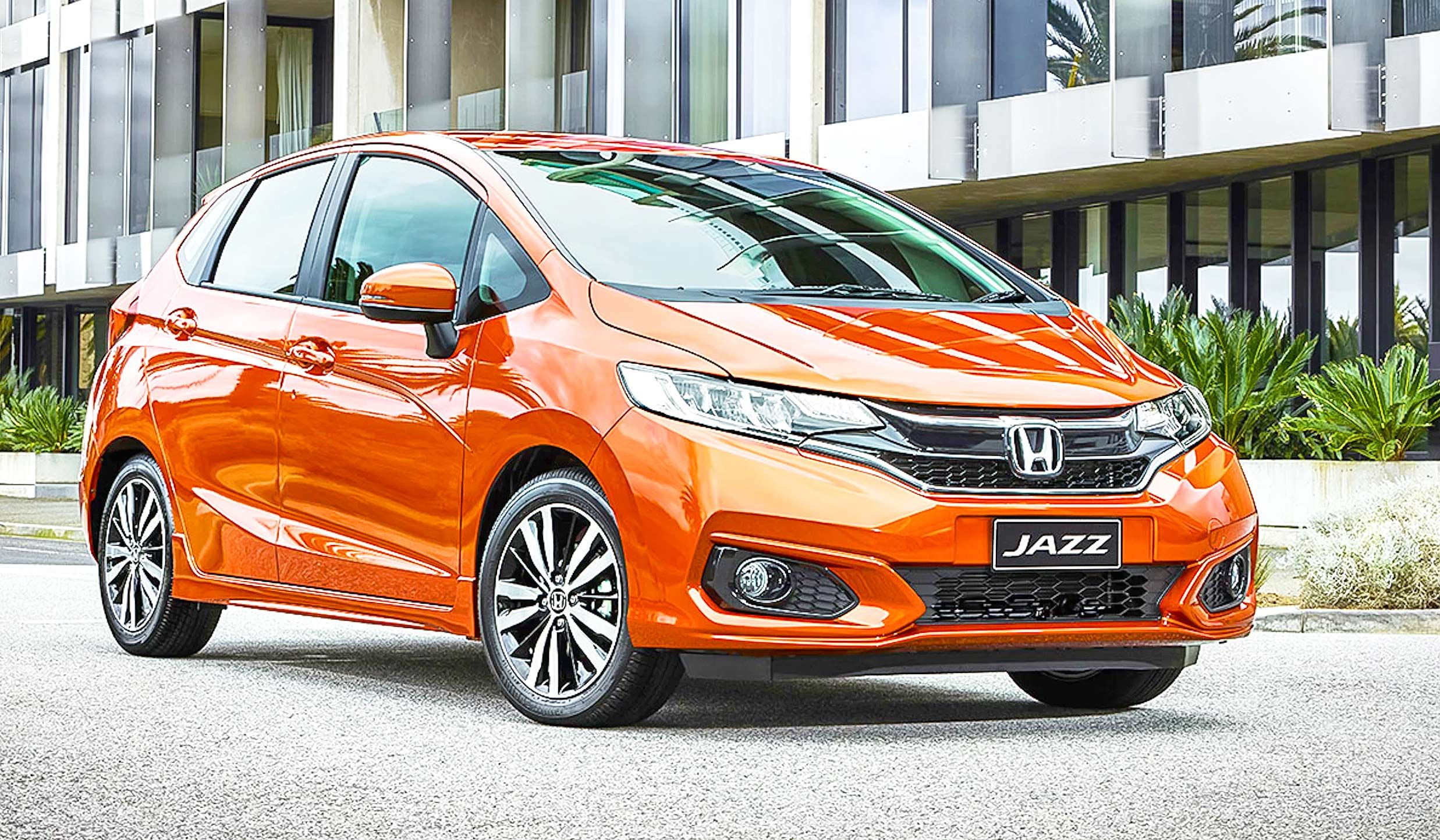2019 Honda Jazz Review, Specs and Redesign