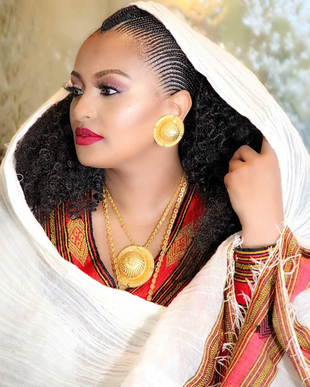 Awesome Ethiopian Hairstyle Braids 2019 2020 Ethiopian Braids Ethiopian Hair Ethiopian Beauty