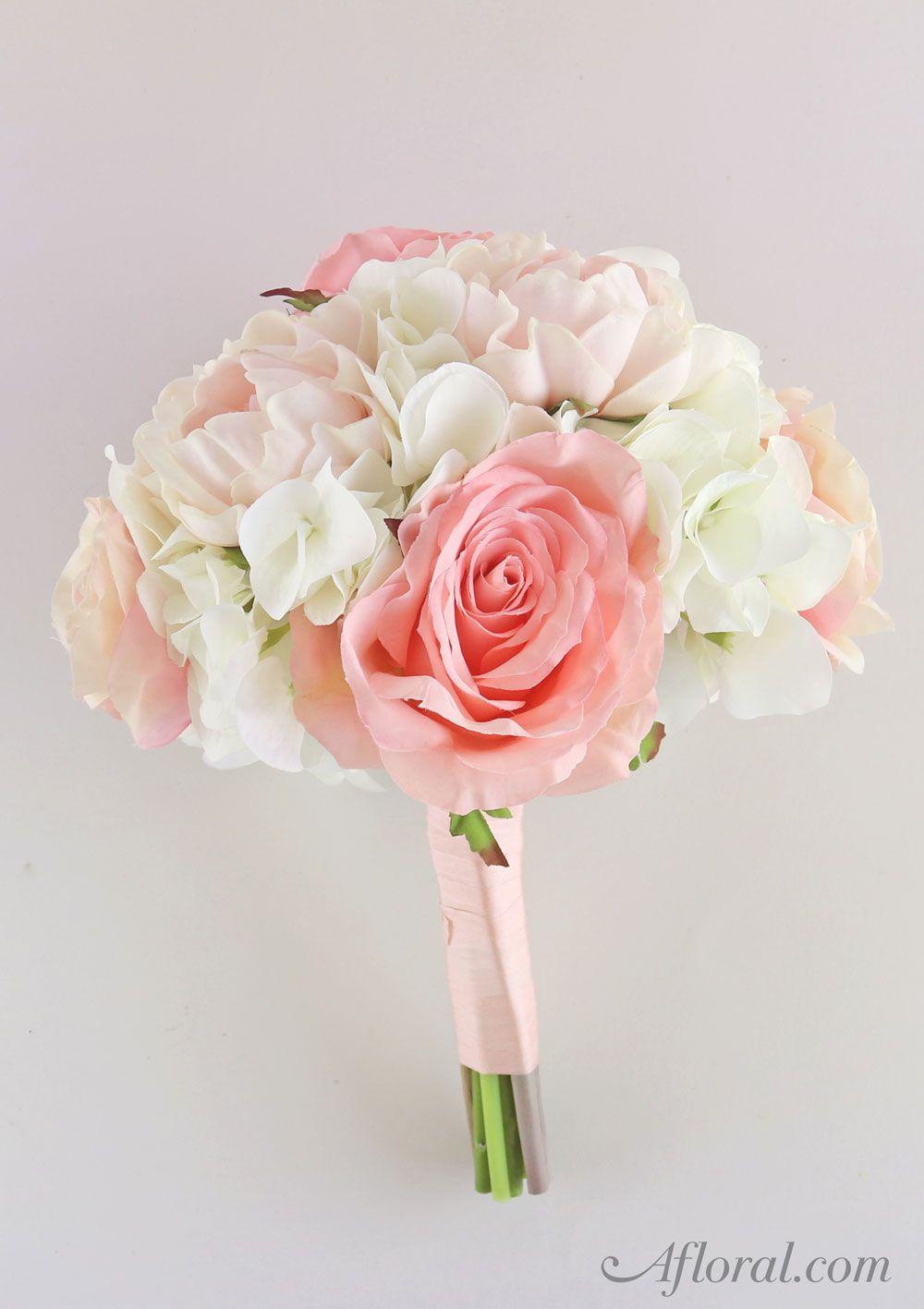 Making Your Own Wedding Bouquet With Silk Flowers Deweddingjpg