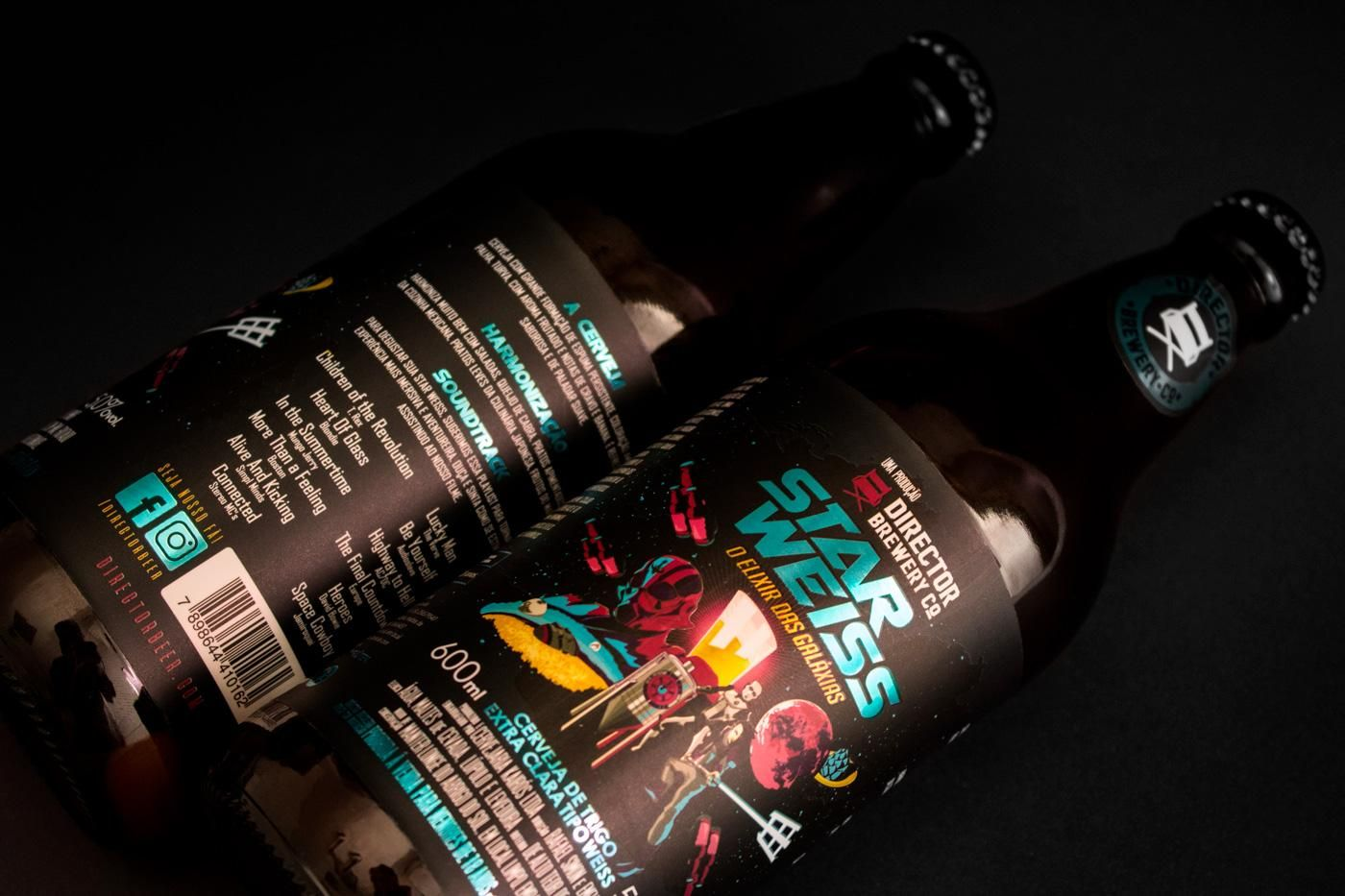 Movie buffs are sure to love this filminspired craft beer