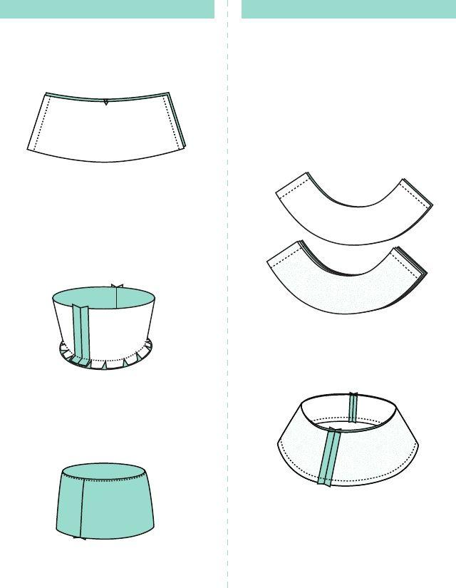 Free Bucket Hat Pdf Pattern : bucket, pattern, Oliver, Bucket, Pattern, Sewing, Hats,, Patterns