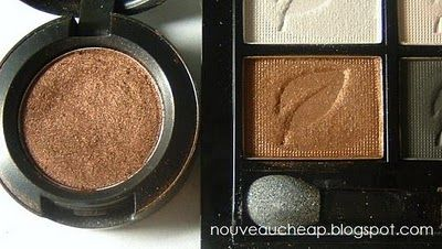 Nouveau Cheap Mac Antiqued Dupe Alert Drop Dead Gorgeous Makeup